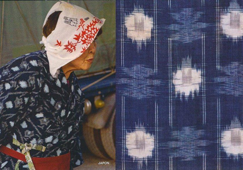 L'art du Kasuri