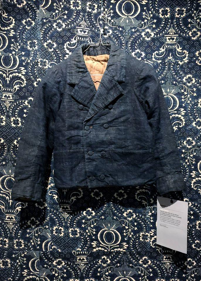 Toile de coton dite toile de Nîmes