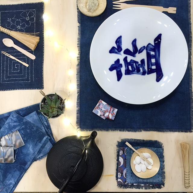 Otsuki Sama calligraphy at ICFF
