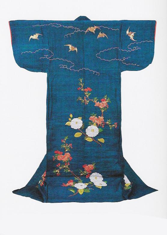 kimono matsukazaya au bonheur des dames musee guimet 1